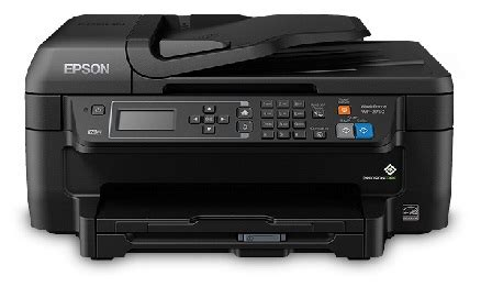 Epson WF 2750 Driver Support Windows and Mac