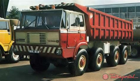 Tatra portal - Web site about TATRA cars and trucks