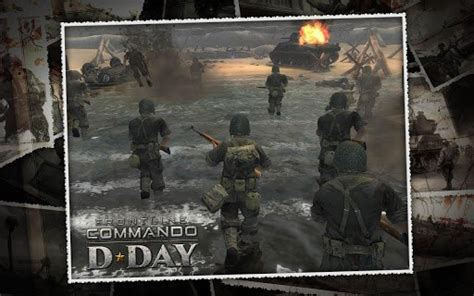 FRONTLINE COMMANDO: D-DAY - Download android game
