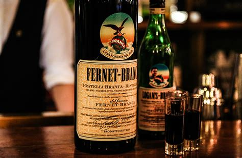 How Fernet Branca Became the Darling of the Mixology World