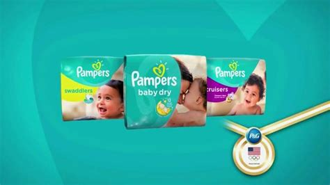 Pampers TV Commercial, '2016 Olympic Baby Dreams' - iSpot