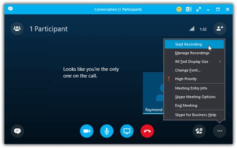 Easiest Ways to Record a Skype Call on Windows 10